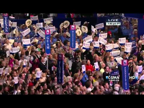 Paul Ryan Acceptance Speech at the Republican National Convention (C-SPAN)