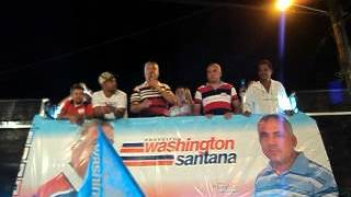 DISCURSO DE WASHINGTON SANTANA