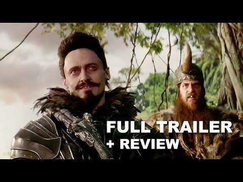 Pan Official Trailer + Trailer Review - Hugh Jackman 2015: Beyond The Trailer