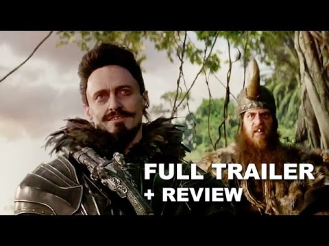 Pan Official Trailer + Trailer Review - Hugh Jackman 2015: Beyond The Trailer