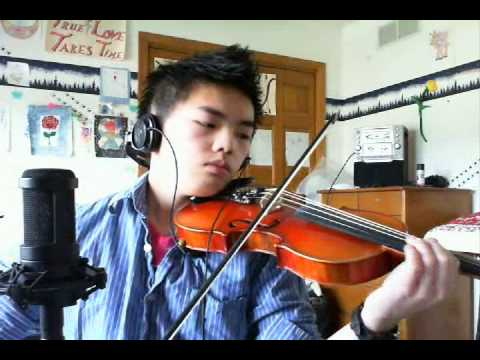 Fly Me To Polaris - Studio Violin Cover video