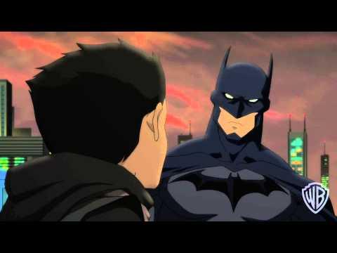 Сын Бэтмена (Son of Batman) - Отрывок