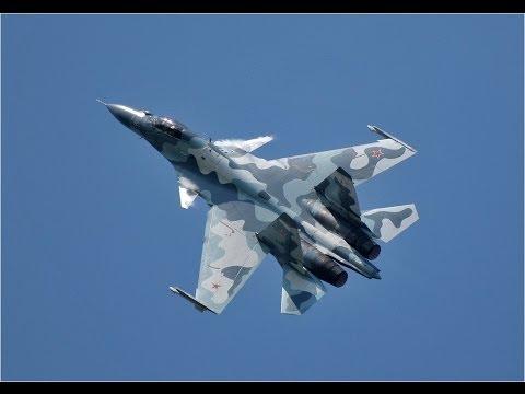 Хозяин неба Русская смерть с небес СУ 37. Наш ответ НАТО