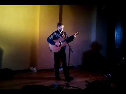 CARUSO di Lucio Dalla - Improvvisazione sul tema eseguita da NICK HARPER @ Ozieri - 04/03/2012