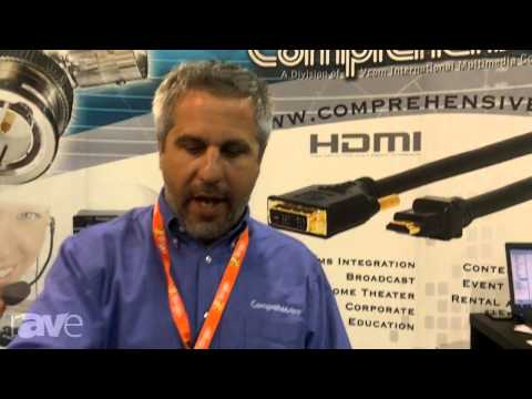CEDIA 2013: Comprehensive Cable Exhibited Entire HDBaseT Line
