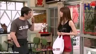 Hài hước nhật bản | hài bựa #24 | Được sờ Yuri chan