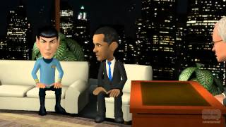 Mr Spock Interprets What Obama Is Saying