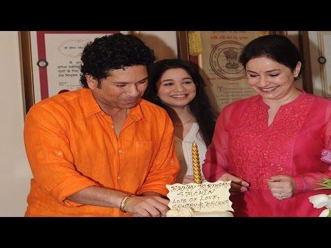 Sachin Tendulkar's 42 Birthday Celebrations