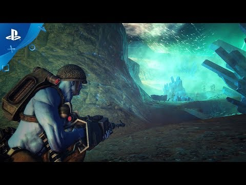Rogue Trooper Redux – Launch Trailer | PS4