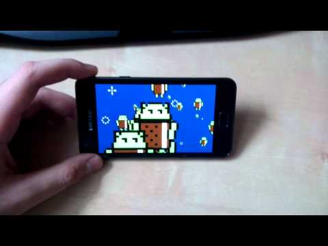 Nyandroid SGS2
