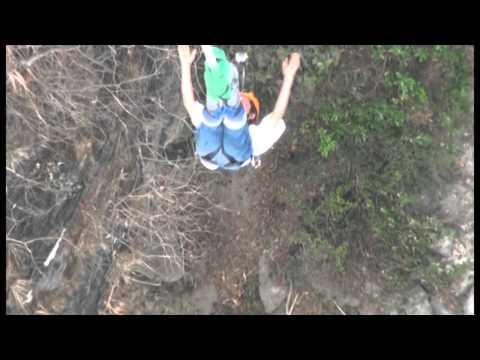Bungy Jumping : Indian Wildlife Adventures : Sharad Khanna