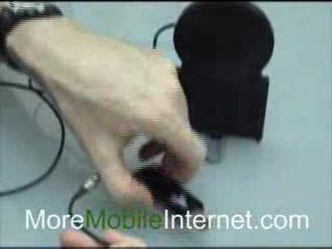0 How to Connect a Mobile Broadband Antenna to Data Card