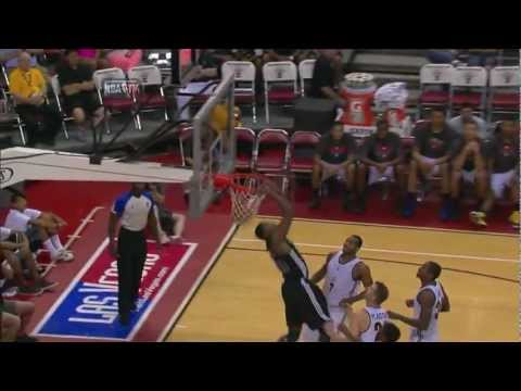 NBA Highlights: 2012 Summer League