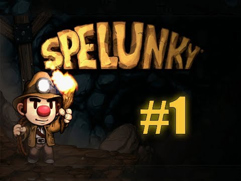 Northernlion Plays - Spelunky! [Episode 1]