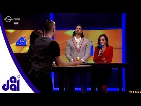 Rókusfalvy Lilivel és Freddievel, a Dal 2020 műsorvezetőivel beszélgettünk