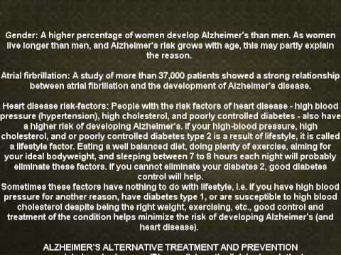Alzheimer's disease as cause of death (NEW)