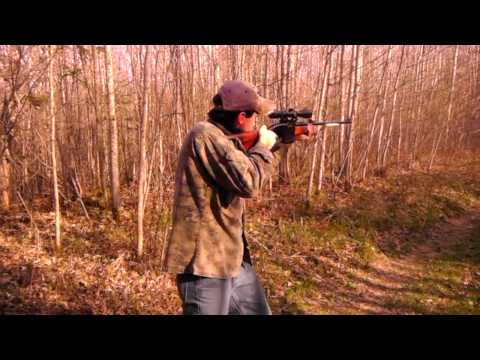 Remington 760 rapid fire