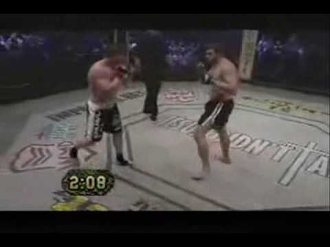 Ken Shamrock vs Pedro Rizzo Impact FC 2 The Uprisi 2 Video