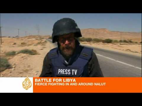 Fierce fighting for Libya