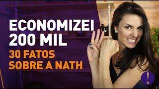 COMO ECONOMIZEI 200 MIL REAIS FAZENDO ISSO! MEUS 30 hábitos pra economizar e enriquecer!