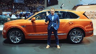 Top 5 SUVs | Geneva Motor Show 2019 | Top Gear