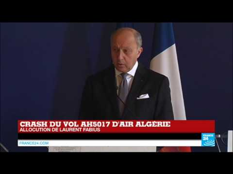 Laurent Fabius :