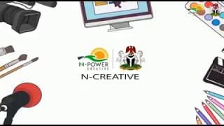 FG Npower Creative. Receive Free Laptop for their training