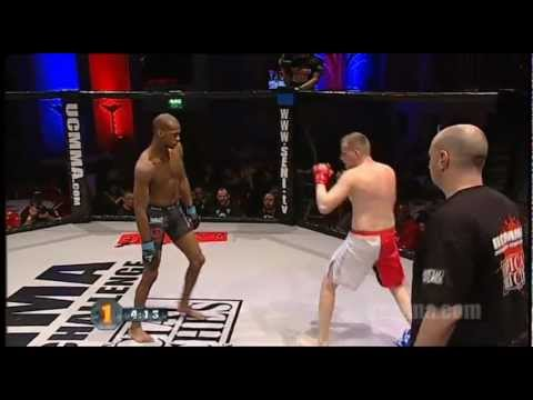 UCMMA: Ultimate Challenge - UCMMA 26: Michael Page Great KO!