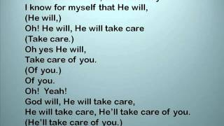 Watch Aretha Franklin God Will Take Care Of You video