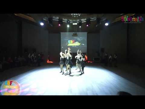YDÜ Gençler Grup Dance Performance - EDF 2016