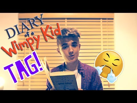 Diary Of A Wimpy Kid Tag Jake Mitchell