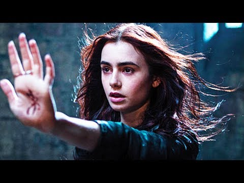 The Mortal Instruments: City of Bones Trailer 2013 Movie - Official [HD]
