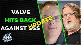UPDATE Steam Agreement already present Valve remains silent against Epic Games