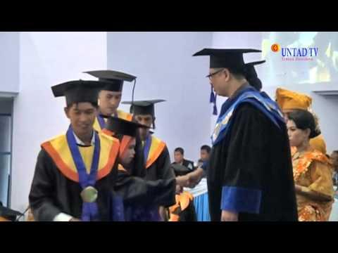 Dok Humas Untad DISK 2 Wisuda Lulusan kE 78 Universitas Tadulako Palu