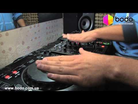 Мастер-класс DJ