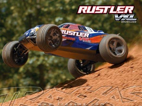 Top Speed Traxxas Rustler VXL