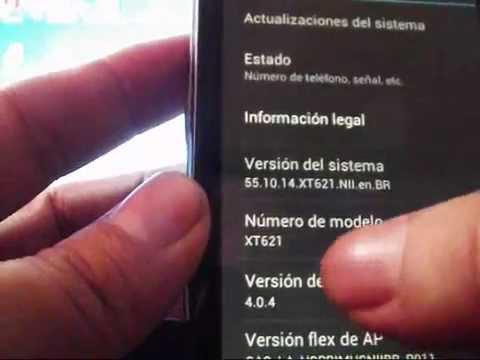 actualizar Motorola xt621 a Android 4.0.4