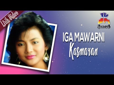 Iga Mawarni - Kasmaran (Official Lyric Video)