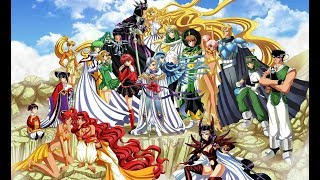 Magic Knight Rayearth (Tagalog Dubbed First Episode)