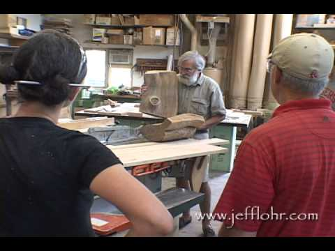 Lohr School of Woodworking Video Tour