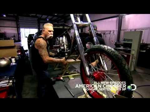 American Chopper & Fast N' Loud Sneak Peek