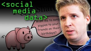 Social Media Data - Computerphile