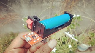 TOP 2 DIY PROJECTS WITH TP-4056 MODULE