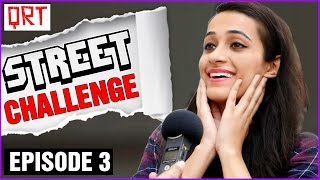 SHOCKING ! How Well do you know INDIA | QRT Street Challenge | Episode 3