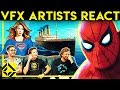 VFX Artists React to Bad & Great CGi 12