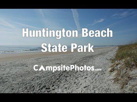 Huntington State Beach Camping South Carolina