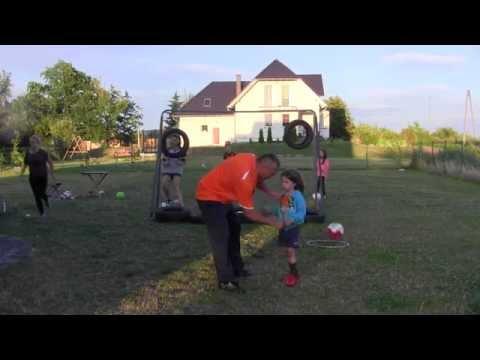 CZ1-Na Kruszyn Arenie Pojedynek w Opony Damsko (Paula-Iwona-Nadia) vs Męski (Sabek-Gutek-Kudełek)