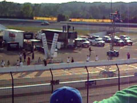 Shaq vs Dale Jr Race #1