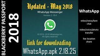 BlackBerry Passport 2018 | How to fix the error 'WhatsApp cannot send photos' | QuocHungEdu