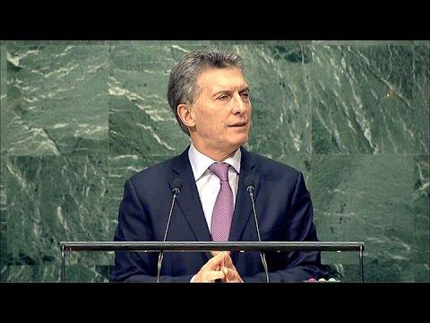 Macri: Argentina eligió un camino y ya se están viendo los resultados
